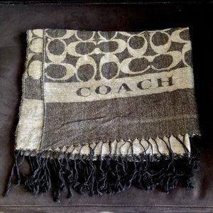 Vintage Coach Scarf